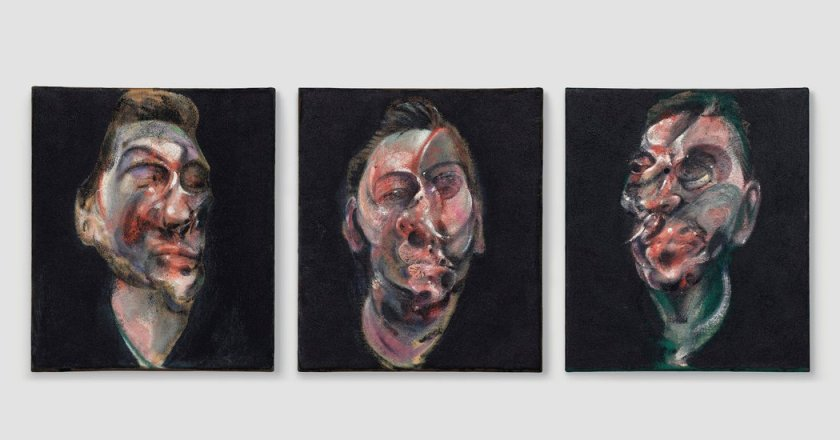 8f115b7b18 Francis Bacon s Three Studies for a Portrait of George Dyer