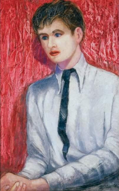 angst expressionistische figuren