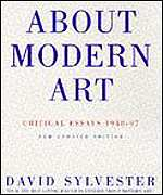 About Modern Art bookcover